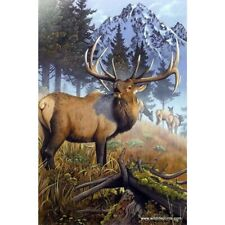 Forest Elk Full Drill Diy 5D Diamond Painting Kits Embroidery Home Decors Gifts