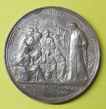 Stato Pontificio, Pio XI (1929-1938) Medaglia A. I 1923  Arg. fdc