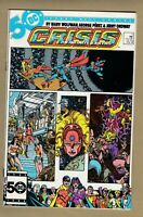 Crisis on Infinite Earths #11 (1986, DC) Unread! 1ST GHOST PEREZ 9.6 NM+