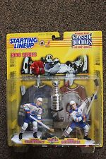 1998 Starting Lineup Classic Doubles WAYNE GRETZKY and MARK MESSIER