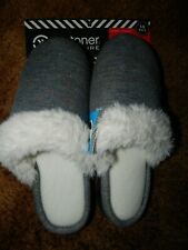 NEW Isotoner Slippers Size L (8.5-9)