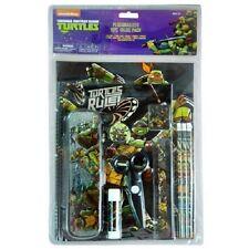 Teenage Mutant Ninja Turtles 11 Pieces Value Pack School Stationary Set for Kids
