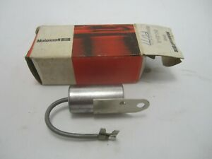 57-74 Ford Lincoln Mercury Edsel Distributor Condenser NOS MOTORCRAFT FD77