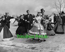 VERA-ELLEN & FRED ASTAIRE 8X10 Lab Photo 1950s Elegant Dancer, Movie Still