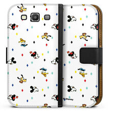 Samsung galaxy s3 Sac Housse Flip Case-Disney Carnival Pattern