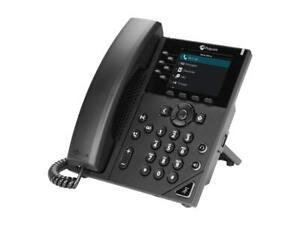 Polycom VVX 350 - VoIP phone NEW 2200-48830-001