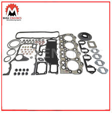 FULL GASKET KIT MITSUBISHI 4D34-TURBO FOR ROSA CANTER & FUSO TRUCK 3.9 LTR