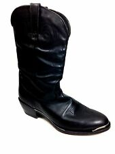 Durango  Slouch Western Boots RD540  Black Women's Size 10 US.