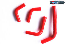 Radiator Silicone Hose For 2004-2009 Honda CRF250 CRF250X 20005 06 07 2008  -Red