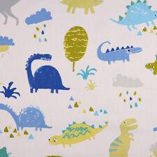 Tessuto Remnant 100% COTONE 50cm x 40cm prestigioso Textiles DINO Denim