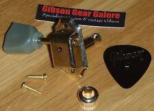 Epiphone Les Paul Tuner Gold Deluxe Peg Guitar Parts Tuning Machine Keystone B