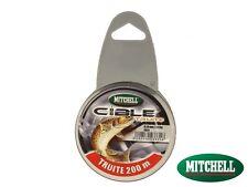 Nylon Mitchell Cible Truite 0.20mm 2.500kg 200m