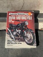 UNOPENED BMW MOTORCYCLE TWINS R51/2 TO R69 1950-1969 AUTHENTIC RESTORATION GUIDE