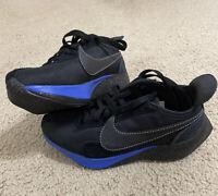 Nike Moon Racer QS Men's Running Shoes, Men's Size 5 BV7779 001 Black/Blue