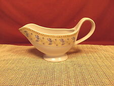 Heritage Mint China Enchanted Garden Pattern Gravy Boat