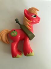 My Little Pony Funko Vinyl Figure  Pink with green harness and apple on sides
