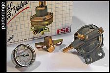 Fuel Pressure Regulator With Gauge Hotwire V8 Engine Range Rover Morgan TVR SD1