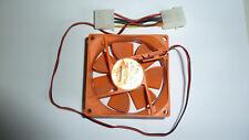 Gehäuselüfter Thermaltake TT-8025A 12V, 0.14A, 30dB, 2900 U/min, 80x80mm