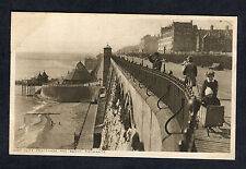 """c1970s View: Two Boys & Homemade """"Go-Cart"""" East Cliff Promenade, Ramsgate"""