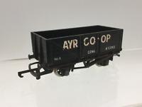 Wrenn W5043 OO Gauge Coal Wagon Ayr Co-Op