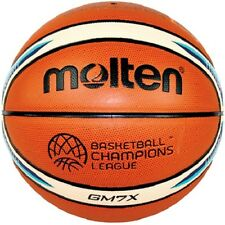 molten indoor outdoor Basketball GM7X CL FIBA Champions League BGM7X-CL