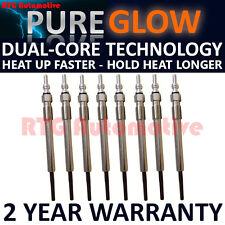 8X FOR VOLKSWAGEN TOUAREG AUDI Q7 A8 4.2 V8 TDI DIESEL HEATER GLOW PLUGS 100214