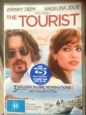 The Tourist (DVD, 2011) *  USED  *