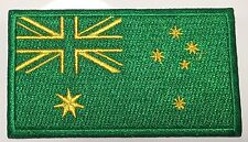 Australian Flag Patch 8cm X 4.5cm