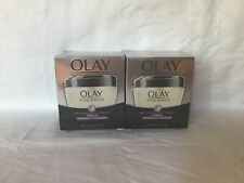 Olay Total Effects Anti-Aging Night Firming Cream ~ Night time ~ 2 pack ~ 1.7 oz