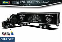 REVELL 07654 MOTORHEAD TOUR TRUCK GIFT SET plastic model assembly kit 1:32nd