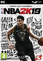 NBA 2K19 - Jeu PC - Neuf sous blister - Version française