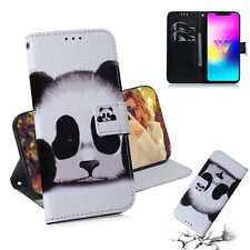 Cute Panda Wallet Multi-function Leather cover Case skin for various phone