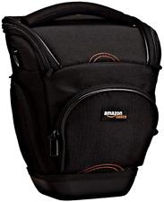 Camera Bag Case Holster for Dslr Cameras Slr Waterproof Adjustable Strap Black