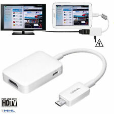 MHL Adapter for Samsung Galaxy Note 2.0 S3 S4 N5110 Tablet - Micro USB to HDMI