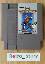 Nintendo NES Castelvania II - Simon's Quest  PAL
