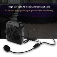 Neu Stimme Sprachverstärker Portable Lehre Reiseleiter Stimmverstärker Mikrofon