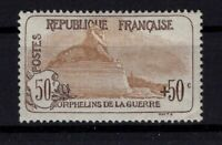 AJ140372/ FRANCE / WAR ORPHANS / Y&T # 153 MINT MH - CV 345 $