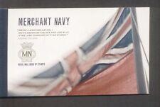 Gb 2013 Merchant Navy Prestige Stamp Booklet