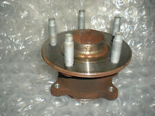 Vauxhall Astra J (2010-) Rear Wheel Hub Bearing 13502872 For 268mm Discs Gm Used