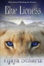 Blue Lioness 4 by Vijaya Schartz (2013, Paperback)
