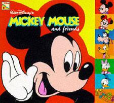 Happy Birthday Mickey Mouse Tab Index Book (Disney Playbooks),  | Board book Boo