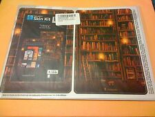 New in pkg Decalgirl brand Kindle Fire Skin - Library