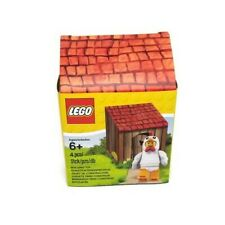 LEGO NEW CHICKEN SUIT GUY Easter Minifigure Set 5004468 series 9 minifig basket