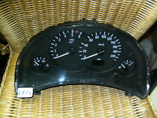 Velocímetro combi instrumento Opel Corsa C 13173347w cluster cabina Clocks Speedometer