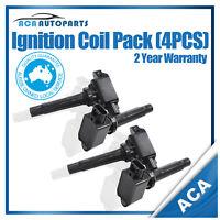 Set of 4 Ignition Coil for Mazda CX-3 CX-5 for Mazda 2 for Mazda 3 for Mazda 6