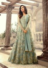 Indian pakistani Salwar Kameez Suit Traditional Anarkali dress Bollywood wedding