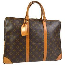 LOUIS VUITTON PORTE DOCUMENTS VOYAGE HAND BAG MONOGRAM M53361 vz 30860