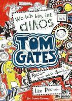 Tom Gates. Wo ich bin, ist Chaos: Ein Comic-Roman von Pi... | Buch | Zustand gut
