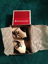 American Girl ADDY'S LACE-UP BOOTS SHOES new in the original box