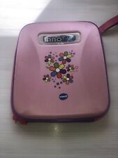 Vtech InnoTAB Case & Games Storage Tote (pink and purple) New No Case